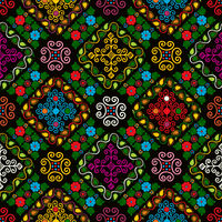 Hungarian embroidery pattern 26
