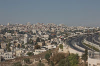 City of Jerusalem in Israel was built on the desert. It is one of the oldest cities in the world and is considered holy by Jewish, Muslims and Christians