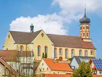Katholische Kirche St. Kolumban, Schwenningen auf dem Heuberg