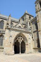 Basilika St. Tugdual in Treguier, Bretagne