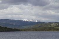 Heggefjorden  und Sognefjellet in Norwegen