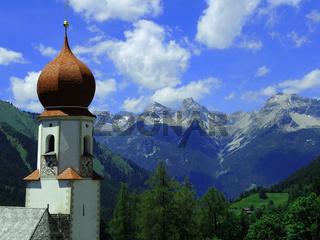 Bschlabs am Hahntennjoch im Lechtal, Tirol, Österreich