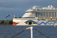Kreuzfahrtschiff AIDA PERLA