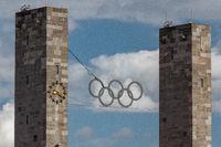 Haupteingang Olympiastadion