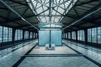 S Bahnhof in Berlin