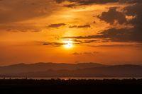 Lake Abaya landscape, Ethiopia Africa