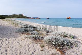 'Spiaggia di Cea' - Sardinien
