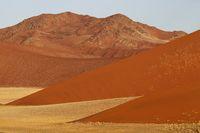 Dünenlandschaft, Sossulvlei, Namibia