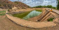 Queen Of Sheba Swimming Pool, Aksum Ethiopia