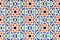 arabisches Baumuster