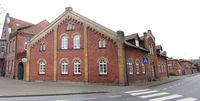 Griepe-Haus, Sitz der öffentlichen Stadtbibliothek