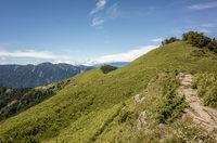 landscape Mt. Hehuan