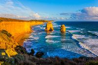 Grandiose powerful ocean surf