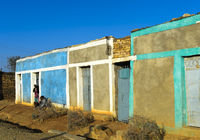 Wohnhäuser in Hawzien