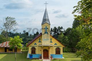 Christlich-Protestantische Toba-Batakkirche