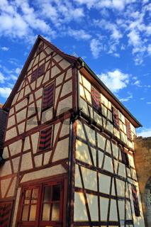 Fachwerkhaus in Marbach am Neckar