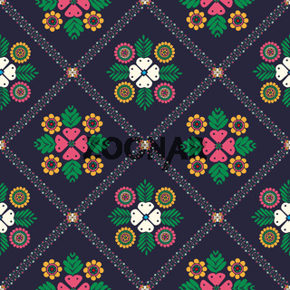 Hungarian embroidery pattern 17