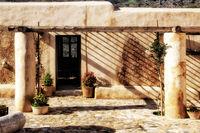 Kloster in Sellia - Kreta