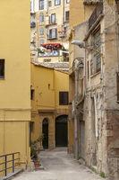 In der Altstadt von Agrigent