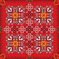 Romanian traditional pattern 222