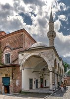 Church of Saints Sergius and Bacchus in Istanbul, Turkey