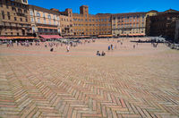 Siena, Toskana, Italien - Siena, Tuscany, Italy