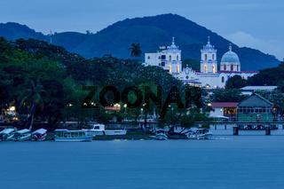 Catemaco, magic town of Veracruz state, Mexico
