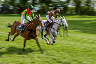 Point to Point Racing at Godstone