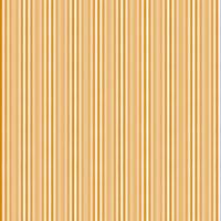 Zigzag orange and white