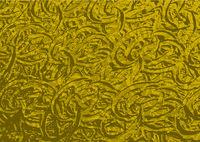Goldene abstrakte raue metallische Textur