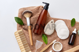 natural cosmetics and bodycare eco products