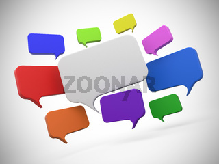 Social Network - Multitalk