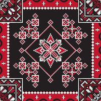Romanian traditional pattern 213