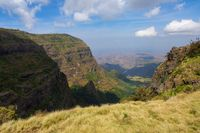 Simien mountains, Ethiopian highlands