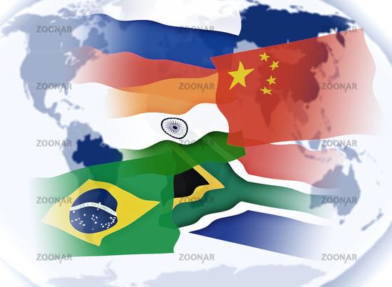 Illustration BRICS Staten