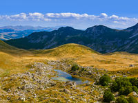 National mountains park Durmitor - Montenegro