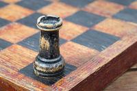 chess rook corner