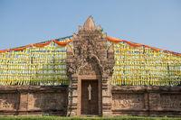THAILAND LAMPHUN PHRA NANG CHAMTHEWI