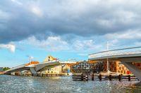 Drawbridge in Copenhagen