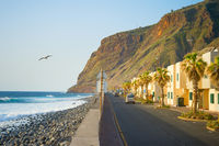 Ocean raod village architecture Madeira