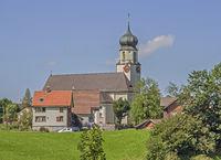 St. Martin, Schwende, Kanton Appenzell Innerrhoden, Schweiz