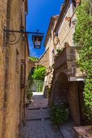 Village Civita di Bagnoregio in Italy