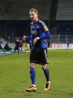 deutscher Fußballer Timm Golley 1.FC Saarbrücken DFB 3.Liga Saison 2020-21