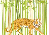 Tieger im Bambus.eps