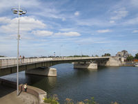Wilhelmina-Bridge - Maastricht