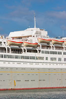 SS Rotterdam, former liner today used as museum and hotel