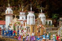 Christmas Belen in Candelaria