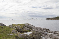 Skandinavische Küstenimpressionen