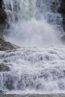 Wildfluß Kongsmoelva in Norwegen