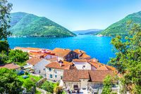Houses in Perast